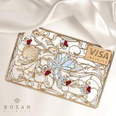 Rosan Diamond makes charging an art form.