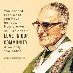 Man as God's Microphone: 11 Quotes to Celebrate the Life and Voice of Oscar Romero