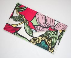 Clutch envelope ou bolsa envelope com estampa ink - Afetivo Design (online shop)