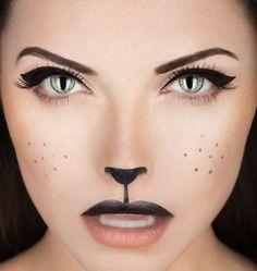 Creative Halloween Makeup Looks