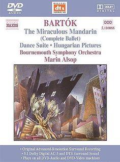 Marin Alsop/Bournemouth Symphony Chorus & Orchestra/Bela Bartok - Bartok: The Miraculous