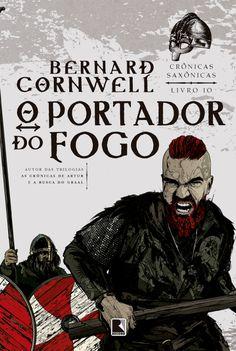 (Saraiva) O Portador do Fogo (Série Crônicas Saxônicas - Livro 10) - R$44,90
