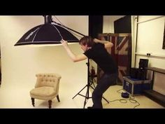 How to Photograph Big Products (part one) - YouTube
