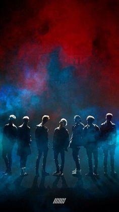 K-Pop Wallpapers {Complete} - iKon Wallpapers - Wattpad K Pop, Wallpapers Kpop, Cute Wallpapers, Hanbin, Pop Bands, Ikon Instagram, Bobby, Got7, Kdrama