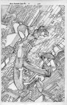 Marvel Adv Spider-Man 21 by PScherberger.deviantart.com on @deviantART