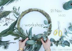 Workshop COROAS DE NATAL - Viral Agenda