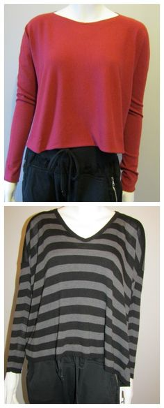 Gorgeous Suzy D knitwear from love lagenlook clothing.com