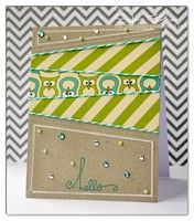 A Project by SylviaBlum from our Stamping Cardmaking Galleries originally submitted 12/24/12 at 06:05 AM