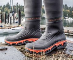 Fishing Boots - Selecting The Best Bass Fishing Equipment Fishing Boots, Fly Fishing, Diego Armando, New Deck, Salmon Fishing, Fishing Equipment, New Shoes, Rubber Rain Boots, Product Launch