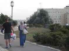 Apartheid Against Arabs in Israel? No Way!!