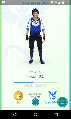 lvl.24 #pokemongo #realpogo #pokemon #gameandroid