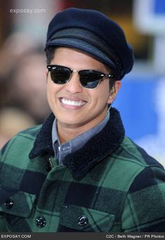 "Bruno Mars - Bruno Mars in Concert on NBC's ""Today Show"" - November 22, 2010"