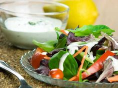 Did you know Silk® has a ton of recipes, like this Ranch Dressing?