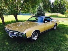 1969 Buick Riviera Gran Sport..Re-pin Brought to you by agents at #HouseofInsurance in #EugeneOregon for #CarInsurance