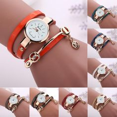 998319bb143 2 em 1  Relógio barato com Bracelete Feminino  moda  modafeminina  relogios