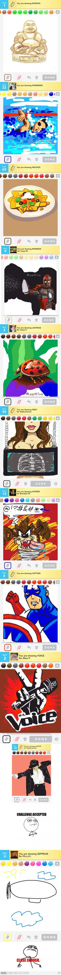 draw something pics - nothing compared to my stick figures!