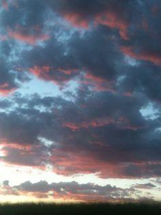 Colorado sunset...