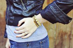 Cute Stacking Bracelets