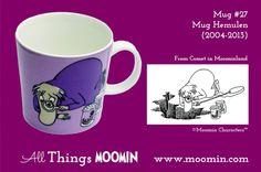 27 Moomin mug Hemulen