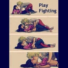 It has to be sort of like this and playful