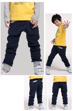 Free Shipping! New Style Cotton Baby Sport Pants Fashion Boy Harem Pants Spring Children Trousers Wholesale And Retail K2193 Casual Wear, Casual Pants, Boys Harem Pants, Fashionista Kids, Sport Pants, Cotton Pants, Boy Fashion, Kid Stuff, Parachute Pants