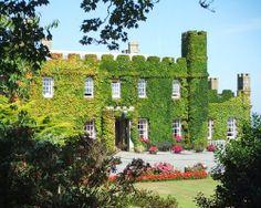 Tregenna Country Club (Saint Ives - Cornwall - Reino Unido) - Castillo de Tregenna