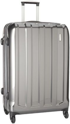 Samsonite Luggage Winfield 2 Stylish Spinner Bag, Silver, 28 Inch ...