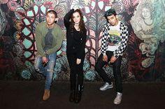 Nick Jonas, Hailee Steinfeld and Joe Jonas,Music Photos of 2015: December | Billboard