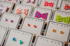 Earrings and brooches
