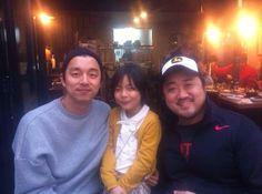 Medien-Tweets von Gong Yoo (@ActorGongYoo) | Twitter