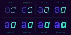 Rogan Typeface on Behance
