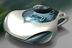 Taihoo 2046 Concept Car    Even though this lovely concept car is probably a flight of fancy, its gorgeous design certainly caught my eye. #conceptcarsfuturistic