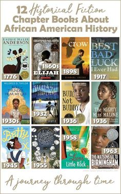 12 Historical Fiction Chapter Books About African American History Historical Fiction Chapter Books about African American History for Black History Month Black History Books, Black History Month, Black Books, History Activities, History For Kids, African American History, British History, Tudor History, American Women