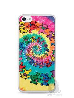 Capa Iphone 5C Ursinhos Carinhosos LSD - SmartCases - Acessórios para celulares e tablets :)