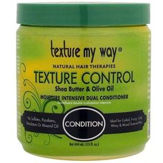 Texture My Way Moisture Intensive Dual Conditioner, 15 Ounce *** This is an Amazon Affiliate link. Find out more about the great product at the image link.