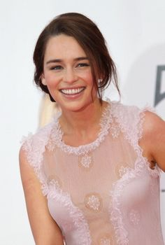 Emilia Clarke attends the Closing Ceremony and The Golden Nymph Awards at the Grimaldi Forum on June 10 2011 in Monaco Monaco