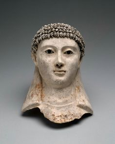 """theancientwayoflife: """"~Mask of a young male. Culture: Egyptian Period: Early Roman Imperial Period Date: 30 B.C.–about A.D. 50 """""""