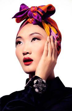 um montão de turbantes legais: http://fashiongonerogue.com/fang-jun-zi-xu-pelagio-armenta-fashion-rogue/