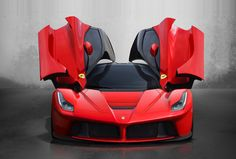 Not to be outdone: #Ferrari #Laferrari electric hybrid supercar...only 499 to be produced! fasted car yet....
