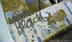 MightyCrafty: Layered Die Cuts from the Silhouette