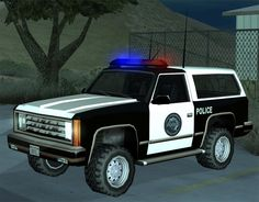 """""""Ranger"""" - Featured In San Andreas"""