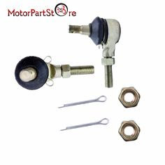 M10 Tie Rod End Kit for Yamaha Raptor 660 YFM660 YFM660R 2001 02 03 04 2005
