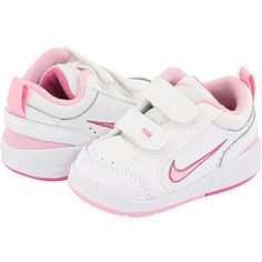 Pink Nikes...karlee has these but they dont fit yet