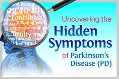 [INFOGRAPHIC] Uncovering Hidden Symptoms of Parkinsons Disease
