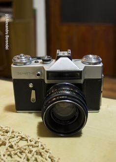 old zenit Binoculars, Pictures, Photos, Grimm