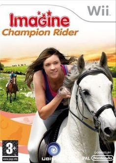 Nintendo Wii Imagine Champion Rider voor €19,90 | GAMES 2 TRUST