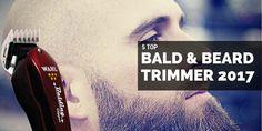 Bald with Beard – 5 Best Trimmers To Shine Up  http://baldingclippersreviewer.net/bald-with-beard/  #BaldwithBeard #BestTrimmersToShineUp