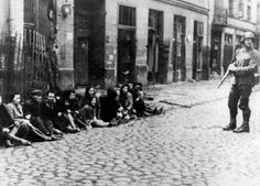 """4/25/43 #Holocaust #StroopReport #WarsawGhetto """"uncounted Jews were buried in blown up dugouts"""""""