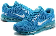 Discount 2013 Nike air max mens sneakers blue sz 40 45