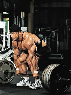 Back Bodybuilding Workout by Team MuscleTech